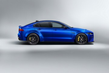 THE ULTIMATE Q-CAR NEW TOURING SPECIFICATION FOR WORLD'S FASTEST PRODUCTION SEDAN, JAGUAR XE SV PROJECT 8  (1)
