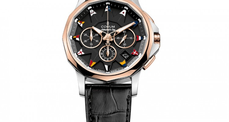 Corum Admiral Legend 42 Chrono (1)