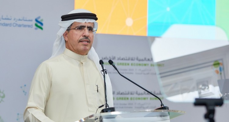 HE Saeed Mohammed Al Tayer, Vice Chairman  of the Dubai Supreme Council of Energy in Dubai