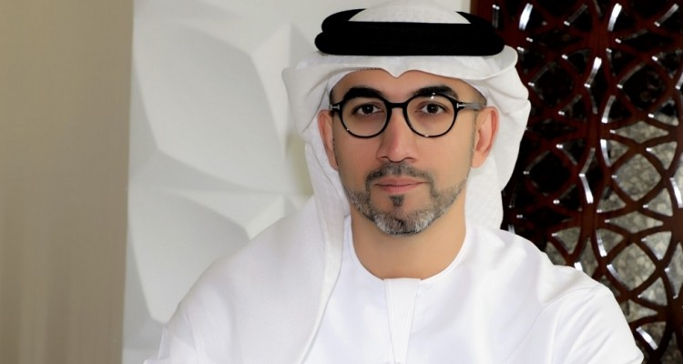 Jamal Al Sharif CEO of Dubai Film and TV Commission,