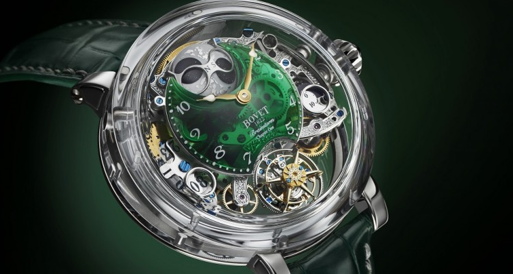 BOVET_Récital 26 Brainstorm® Chapter One with green quartz dial_R26004_3-4side