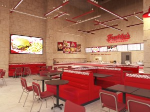 Freddy's at Nakheel Mall
