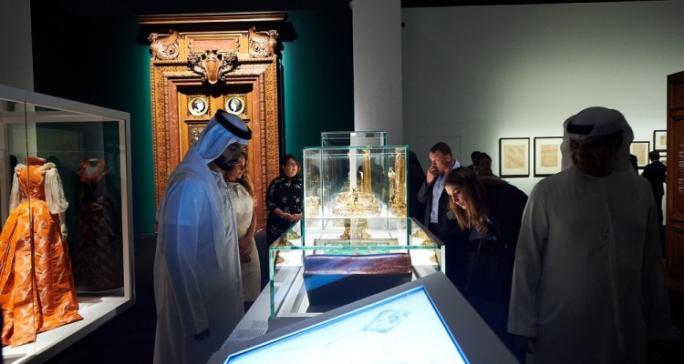 PV Opening event of 10000 Years of Luxury Exhibition