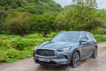 2020 INFINITI QX50 Wins 2020 Consumer Guide Automotive Best Buy Award 3