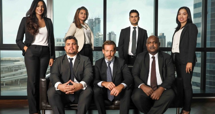 Banks Legal team (2)