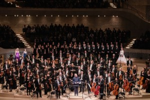 Hamburg Symphony Orchestra at the Abu Dhabi Classical Music Season 2020