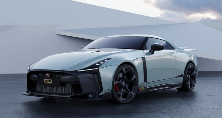 Nissan GT-R50 by Italdesign deliveries to begin in late 2020 (1)