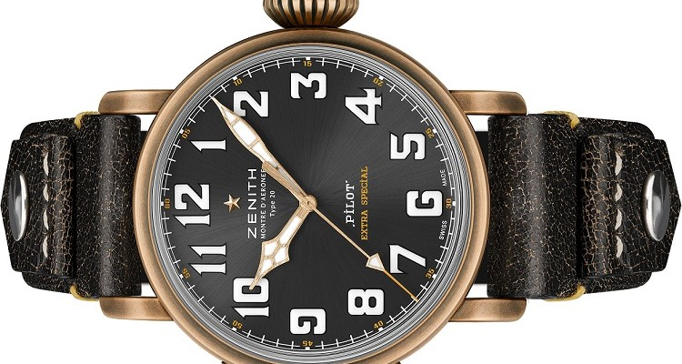 ZENITH_ Pilot Type 20 Rescue - Australian Fires - UNIQUE PIECE