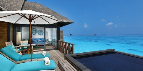JA Manafaru - Sunrise Water Villa with Infinity pool 1
