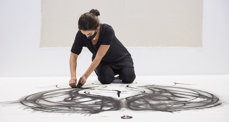 Draw Performance by Asareh Ebrahimpour