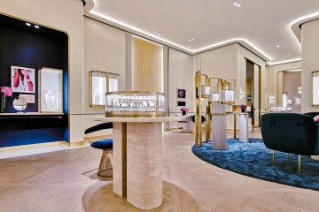 02 Piaget Store at The Galleria Al Maryah Island