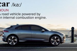 JAGUAR I-PACE REDEFINING WHAT IT MEANS TO BE A 'CAR'