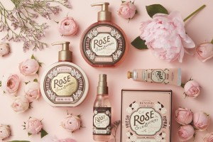 The Face Shop_Rose Silk Bouquet Collection