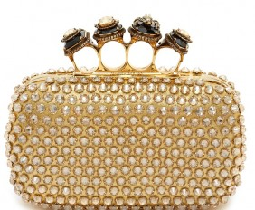 Dubai Exclusive Spider Clutch with Crystals-700