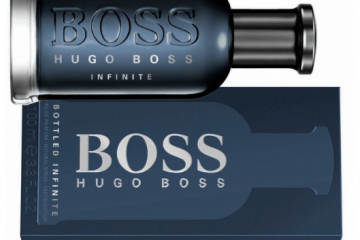 Hugo Boss - Bottled Infinite - Packshot - 100ML - AED 392