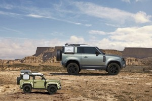 LAND ROVER ANNOUNCES MUSTO AND LEGO PARTNERSHIPS AT NEW DEFENDER WORLD PREMIERE  (3)