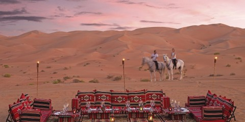 Bedouin Night Experience Camp