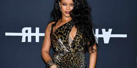 Launch Of Rihanna's First Visual Autobiography, Rihanna