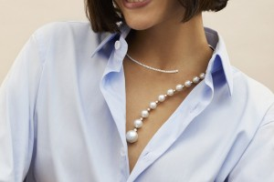 Boucheron - Signature HJ Collection - Perles Question Mark necklace