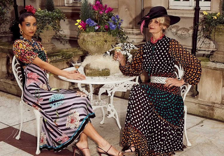 Rixo x House of Christian Lacroix_Campaign Imagery_4