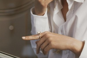 Boucheron - Meisa the Chickadee ring