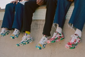 Kenzo Vans Capsule Collection at Level Shoes