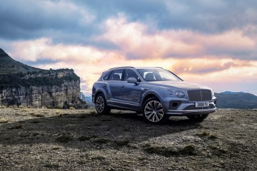 Image 1 - The New Bentayga, Front