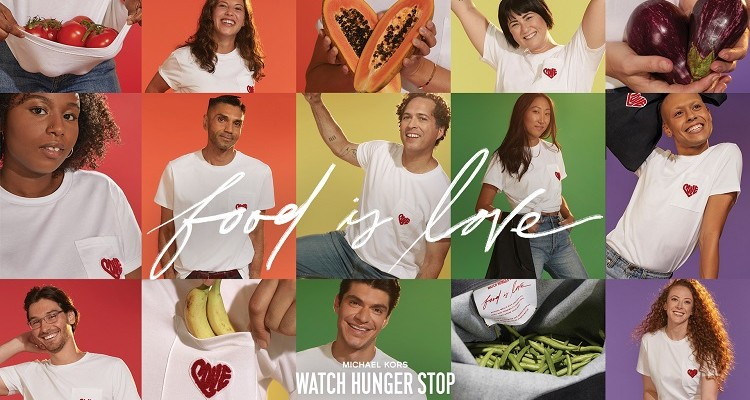 Michael Kors. Watch Hunger Stop 2020_Lead Image